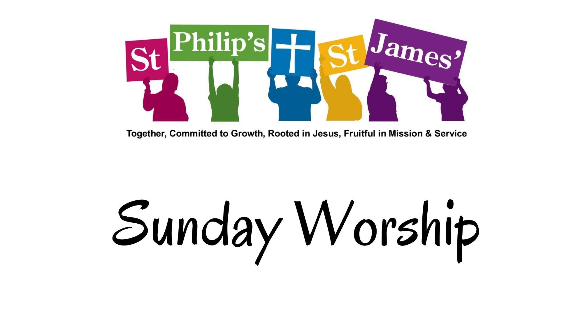 Sunday Worship no date