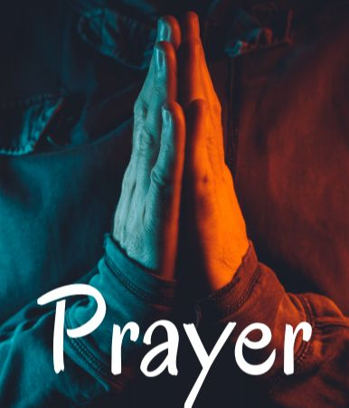 Prayer booklet