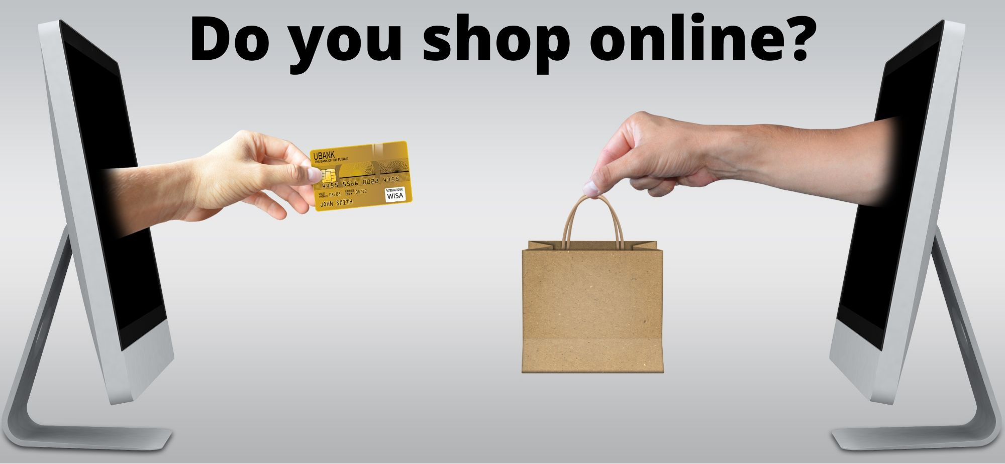 Do you shop online