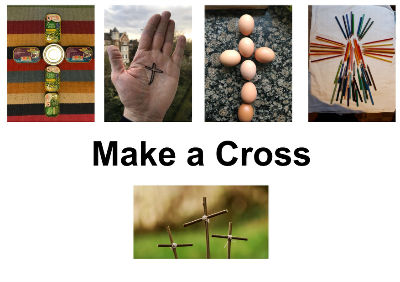 make a cross
