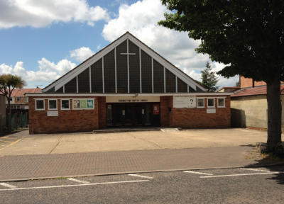 Street View of Grange Park Baptist Church