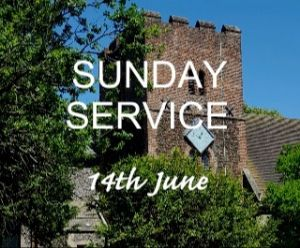 Sunday Service 14th June