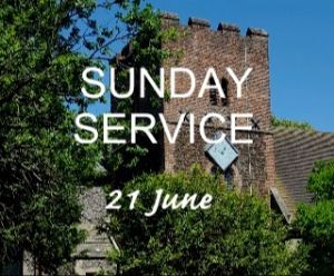 Sunday Service 21st June
