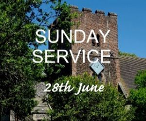 Sunday Service 28th June