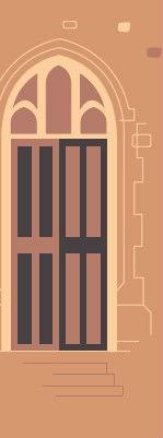 Picture of St Michaels church door