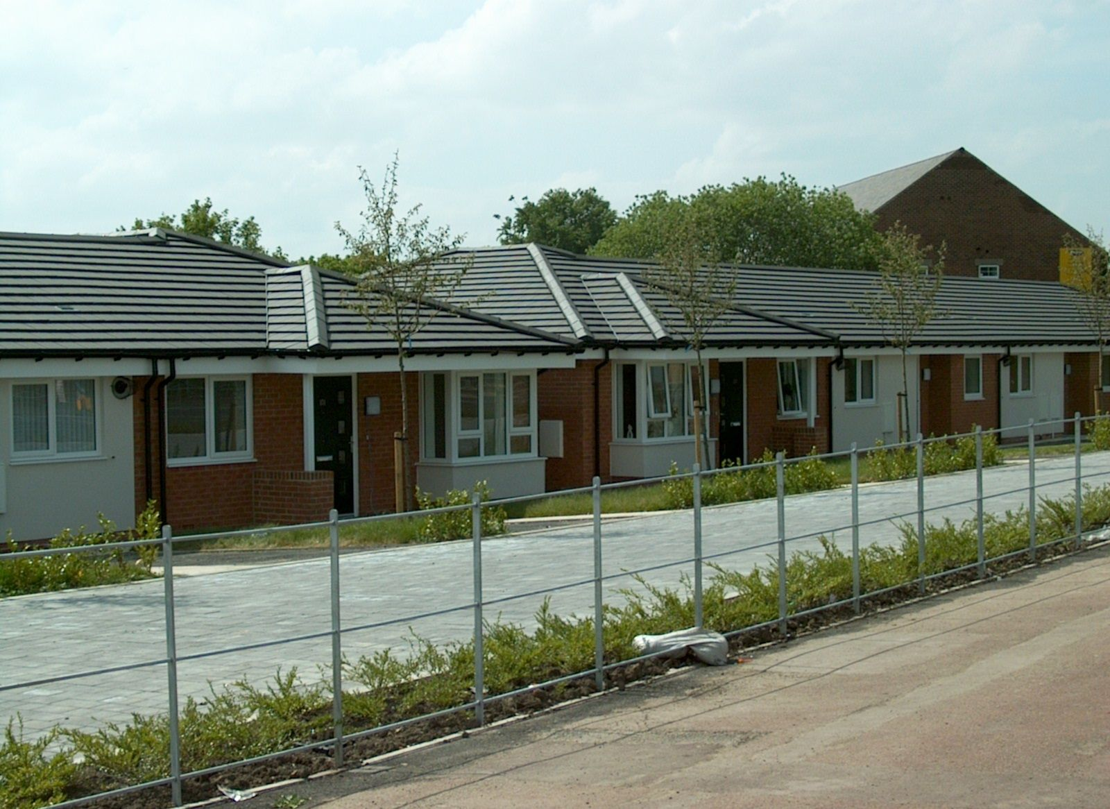 Whickham View Bungalows - 2