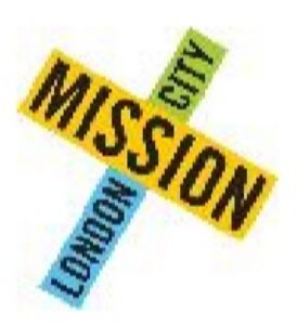 Logo of the London City Mission