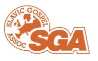 The SGA logo