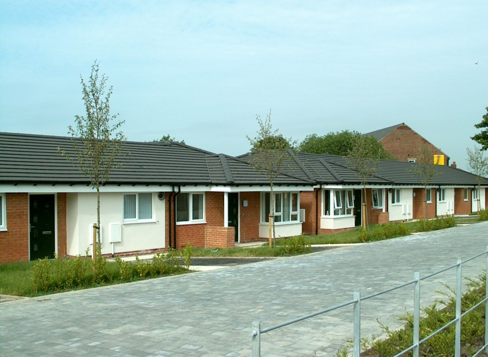 Bungalows on Whickham View