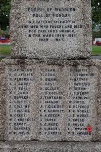 Wooburn War Memorial