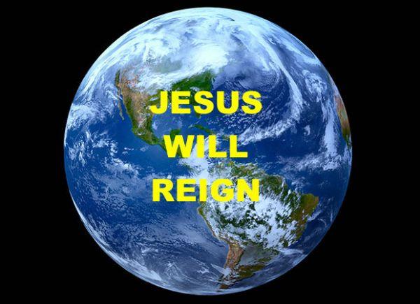 Earth JESUS
