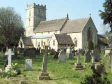 St Marys Prestbury