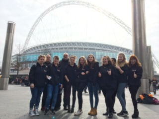Our group from IOW