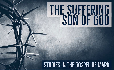 The Suffering Son of God Image