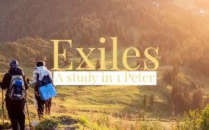 Exiles series graphic