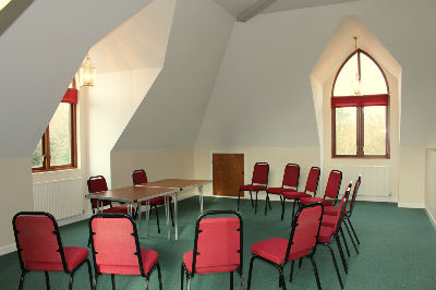 Challen Room 1