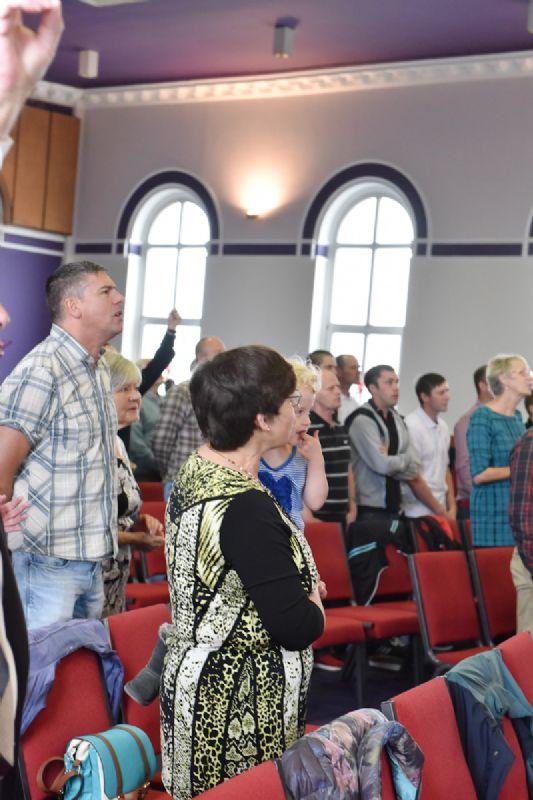 Church meeting 1