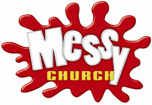 The Messy Church logo