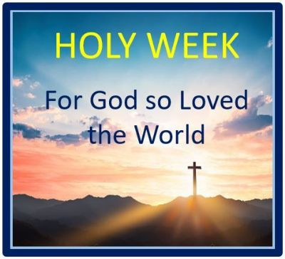 Holy Week Tile