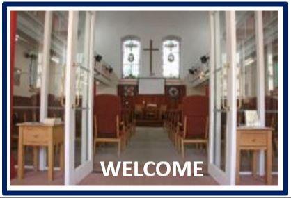 Welcome open doors