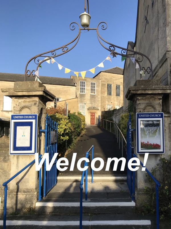 United Church Bradford on Avon Welcome