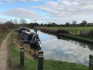 By the canal near Semington