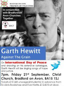 Garth Hewitt Concert