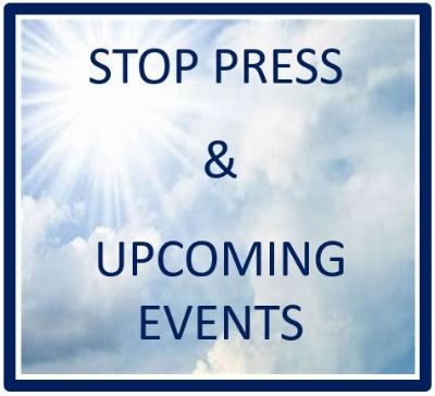 Stop Press  Upcoming Events