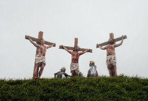 Lewes Passion Play 2015