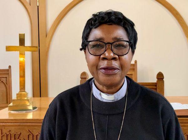 Revd Dr Peggy Kabonde