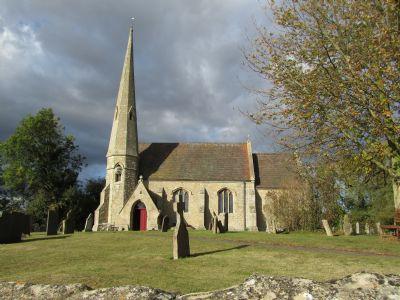 Scredington Church