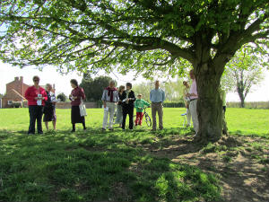 Rogation at Howell