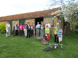 Rogation at Howell Stable