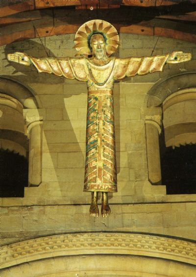 The Ascending Christ