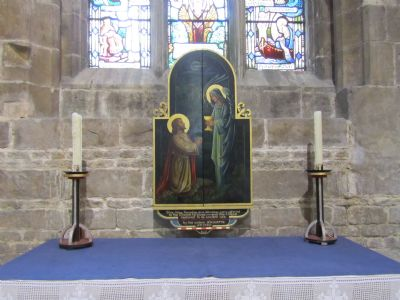 Passion Chapel Altar