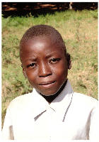 Zimbabwe boy