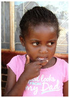 Zimbabwe girl