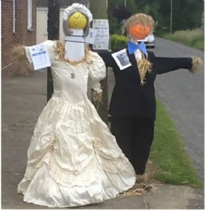 Scarecrow Wedding