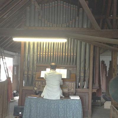'Walker' Organ at the Oast