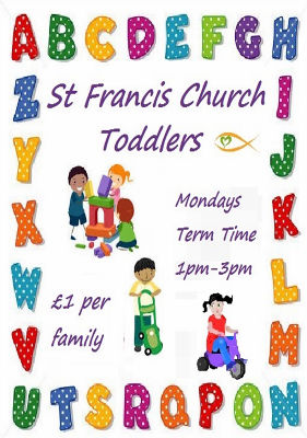 St Francis Toddlers