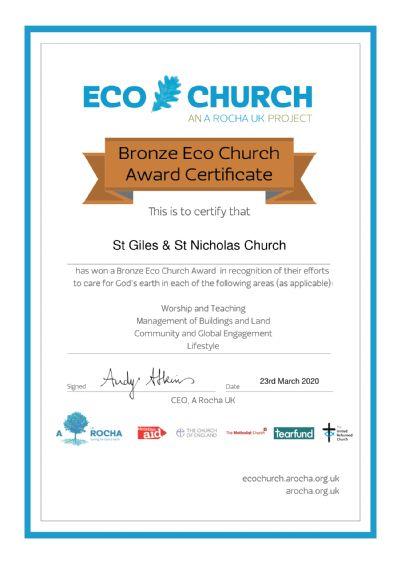 SPC Eco bronze