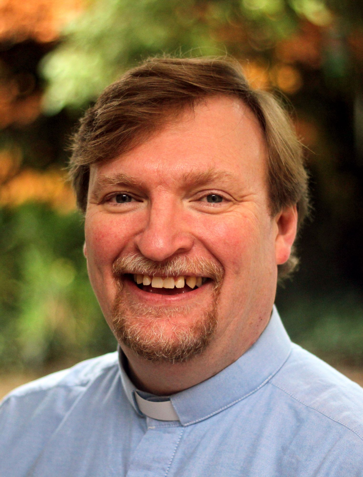 Rev Nigel Candelent