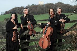 Haldon Quartet 2018