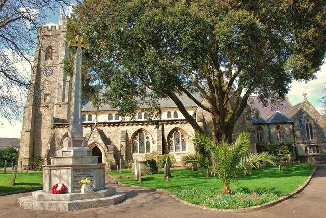 Sidmouth Parish Church