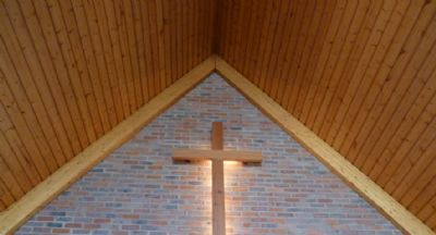Cross and Roof