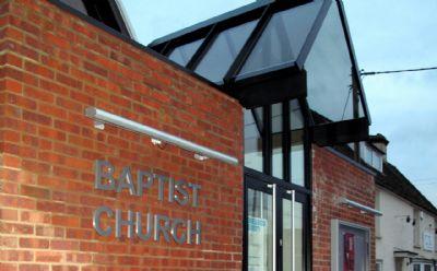 Baptist Sign
