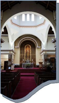 full  church trim