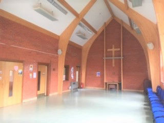 Church Hall inside