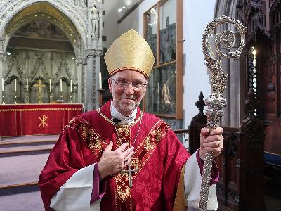 Bishop Ian Paton