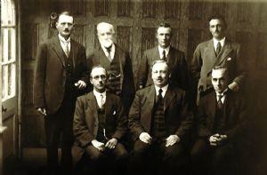 SJR Minister  Deacons c192030s